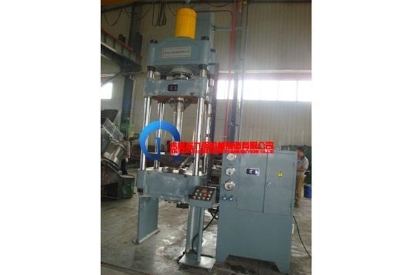LYJ-100立式液压挤条机